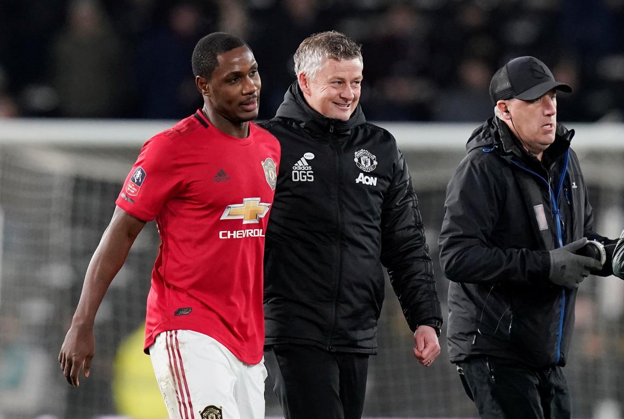Manchester United boss, Ole Gunnar Solskjaer, lists reasons he insisted Man Utd keep Ighalo