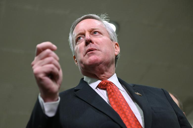 White House Chief of Staff Mark Meadows Tests Positive for Coronavirus