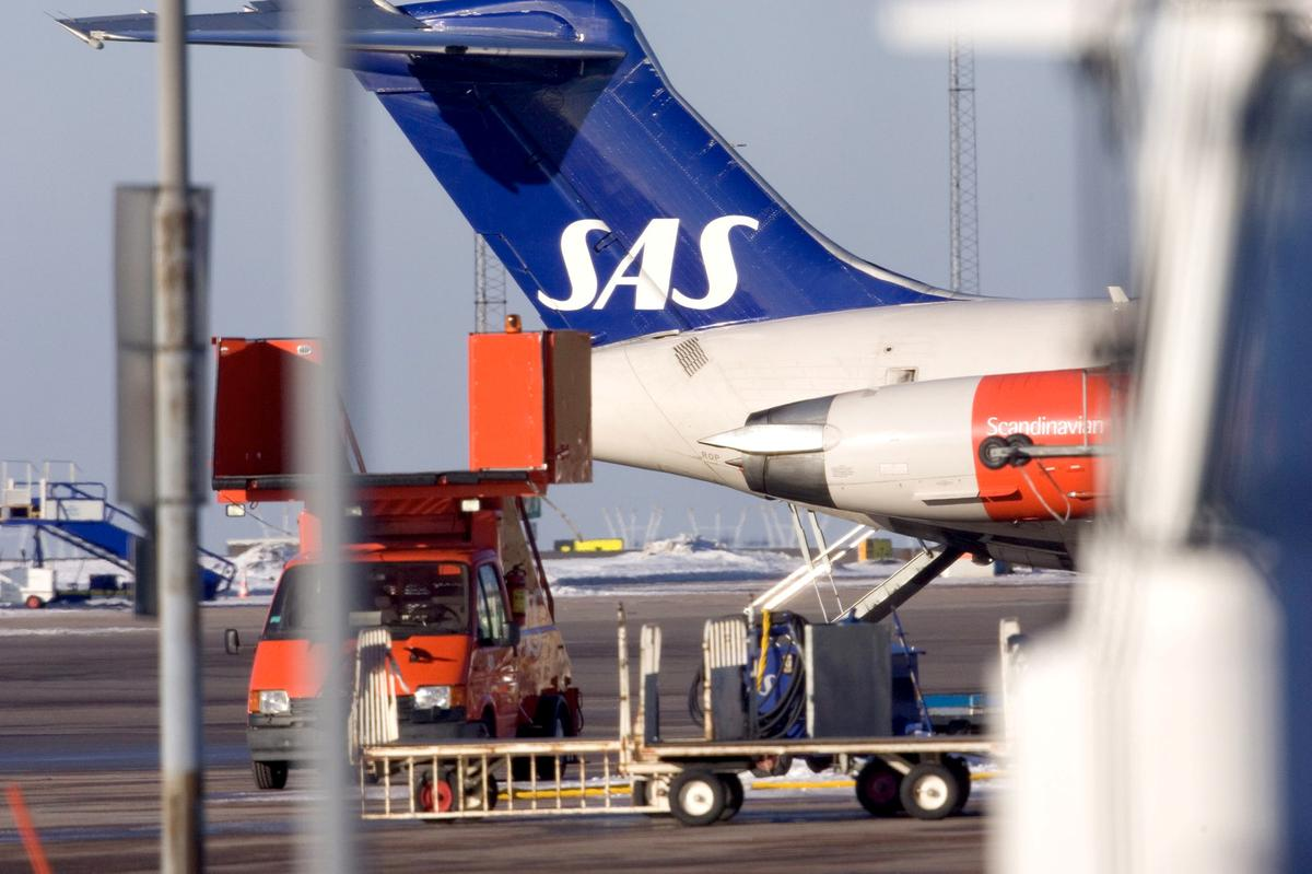 Airline SAS asks employees to take a 20% pay cut: DN