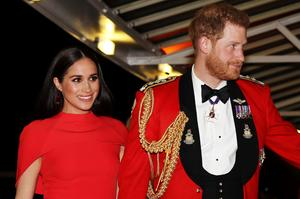 Harry and Meghan bow out from official roles