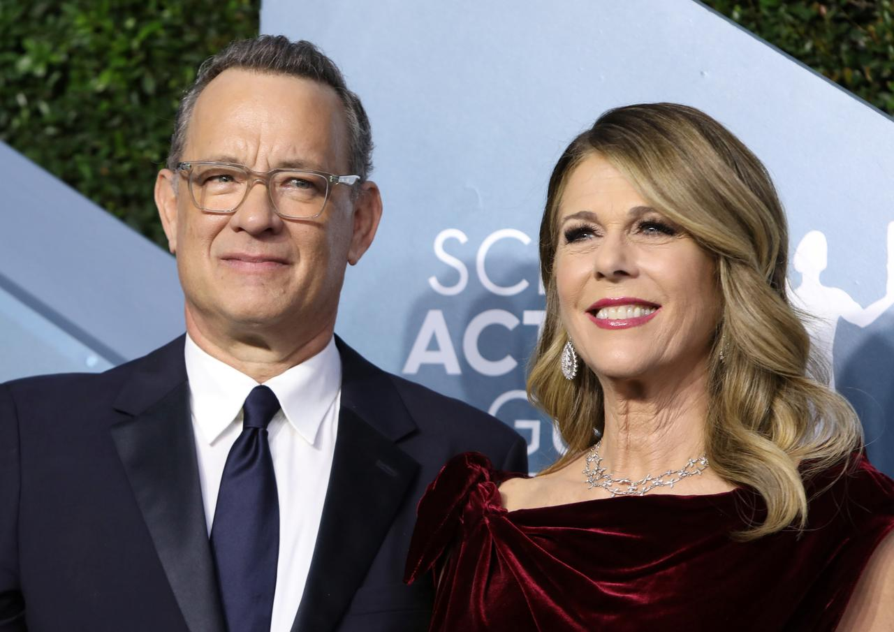 Tom Hanks and Wife, Rita Wilson, Test Positive for Coronavirus