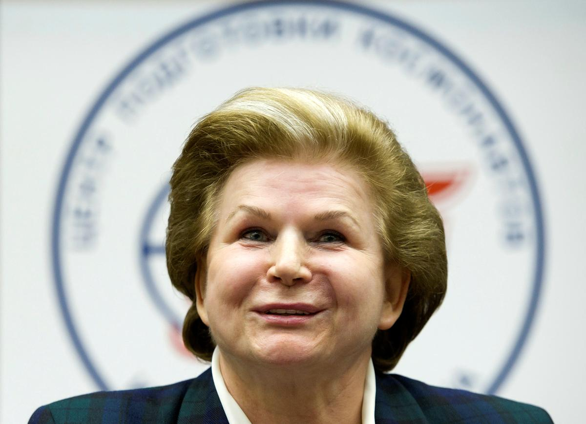First woman in space brought down to earth by anger over bid to prolong Putin...
