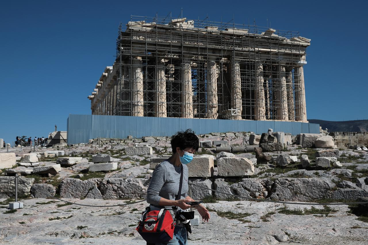 Greece shuts all museums and ruins over coronavirus, including ...