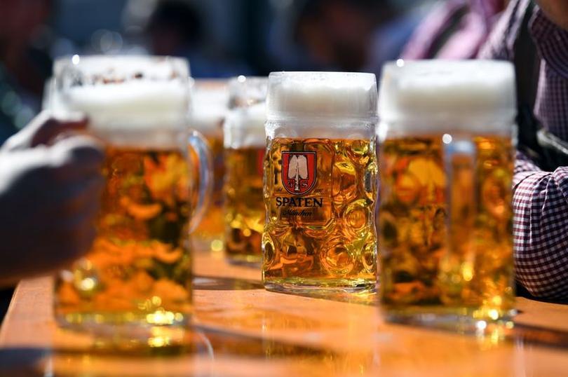 Corona Bier Verlust
