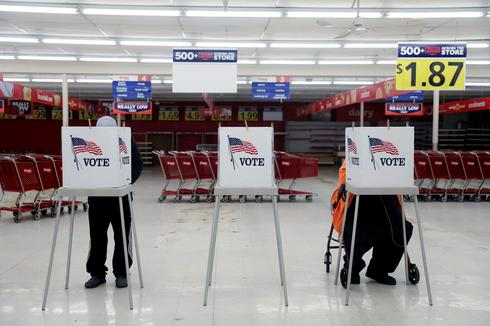 Primary voters contend with coronavirus