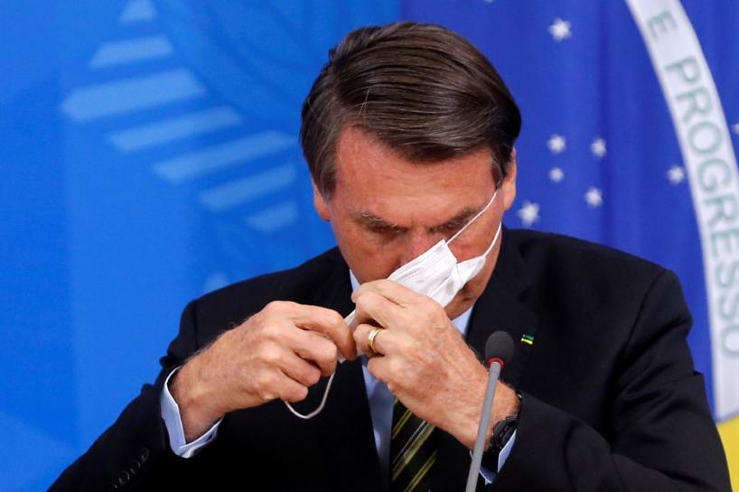 Coronavirus thumps Brazil, prompting nationwide cries of ...