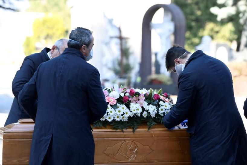 There are no funerals:' Death in quarantine leaves nowhere to ...