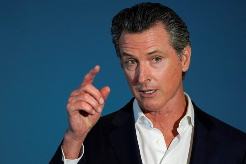 California Governor Rewrites Church Law