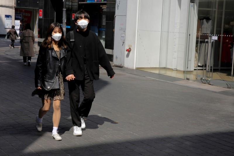 South Korea reports fewest new coronavirus cases since February 29 peak
