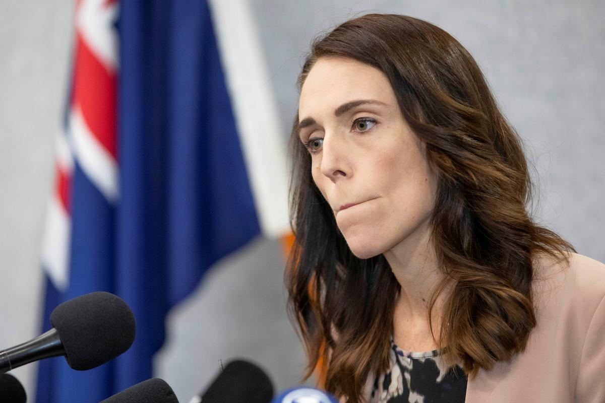 'Help us fight this': New Zealand PM Ardern appeals ahead of coronavirus lockdown