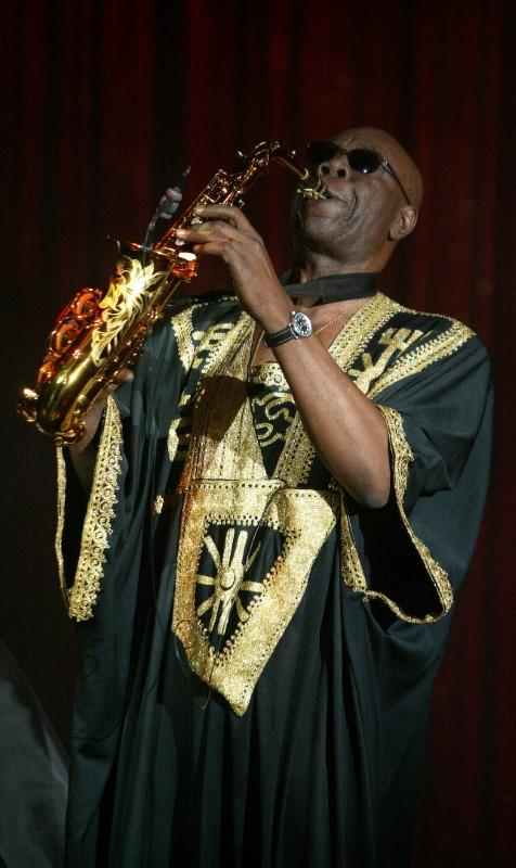African jazz legend Manu Dibango dies from coronavirus in France