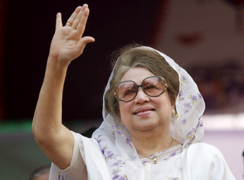 Bangladesh's opposition leader Khaleda Zia to be freed from jail: minister