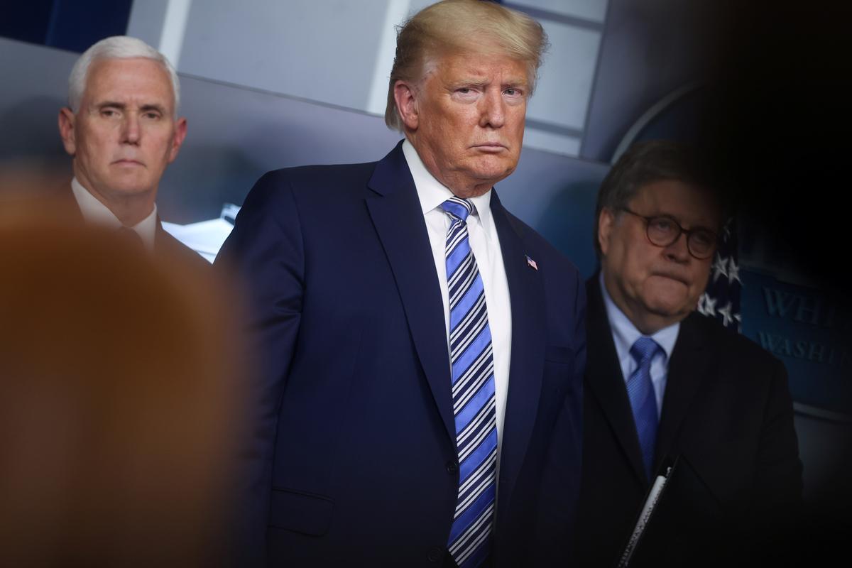 Trump seeks South Korea's help for medical equipment to tackle coronavirus