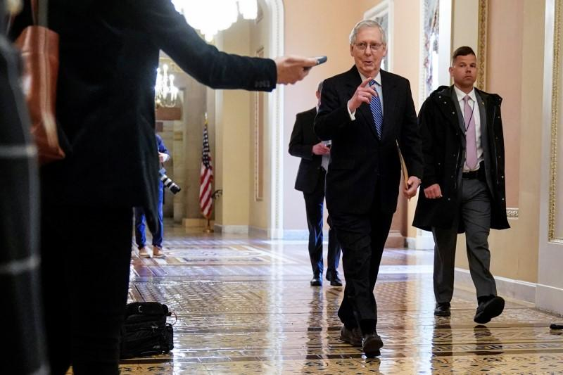 'Help is on the way': Senate to vote on $2 trillion coronavirus aid package