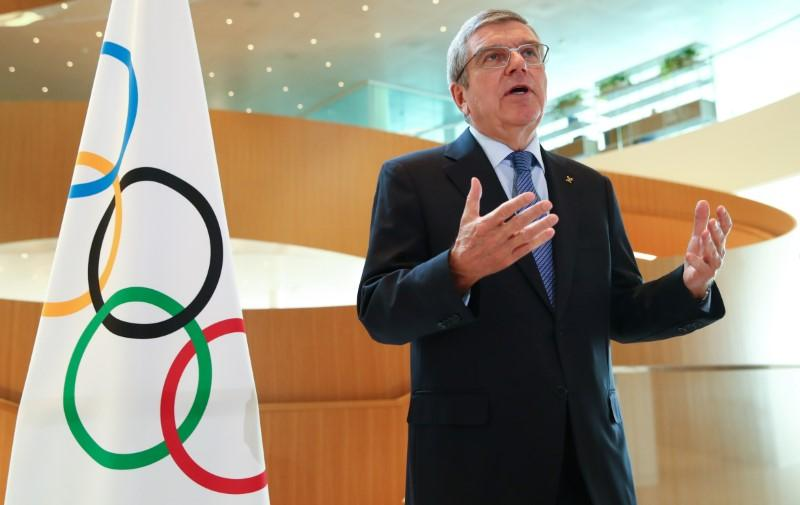 Rescheduled Tokyo Games may come before summer 2021: Bach