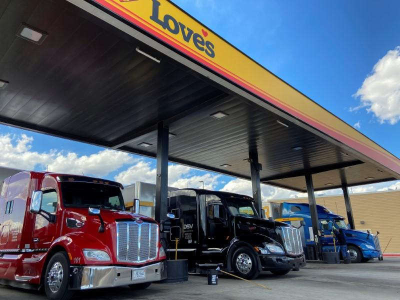 Some Truckers Fear for their Lives On the Road During Coronavirus Plague
