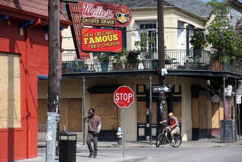 La Nouvelle-Orléans émerge comme prochain épicentre du coronavirus, menaçant le reste du Sud