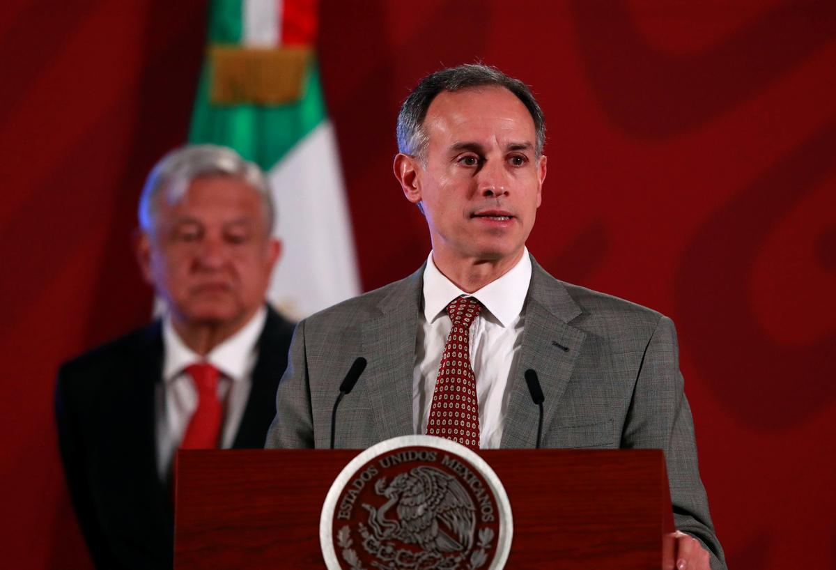 Mexican government to suspend activities from Thursday