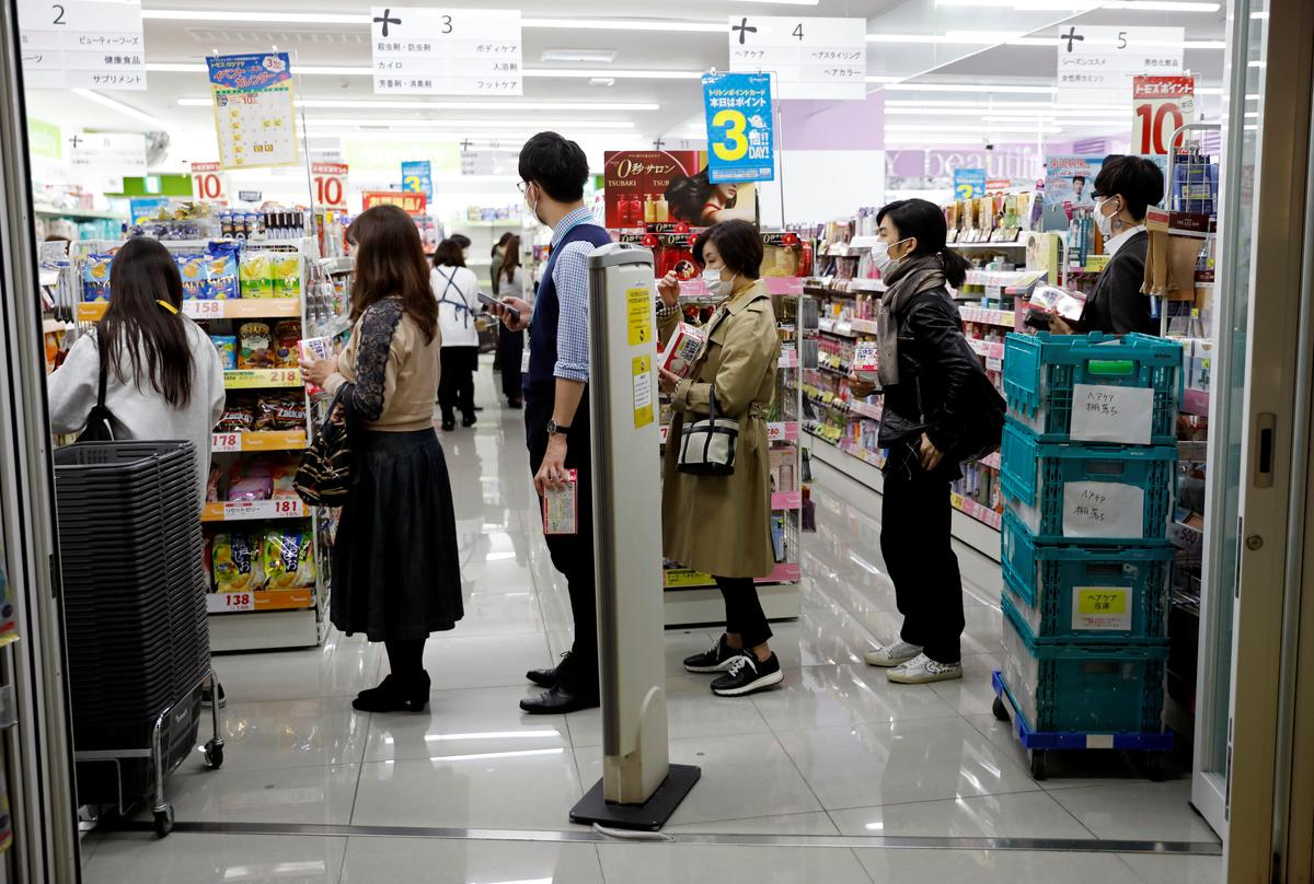 Japan warns of coronavirus spread but no state of emergency now
