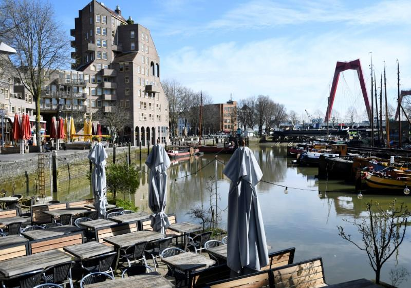 Dutch coronavirus cases rise by 1,019 to 7,431: authorities