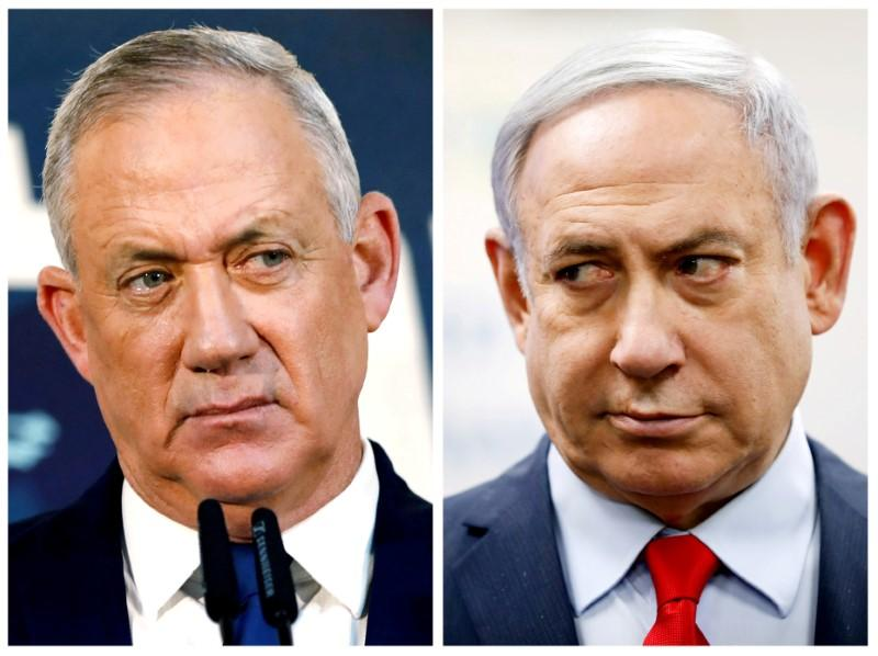 Netanyahu and Gantz move closer to unity government in surprise twist