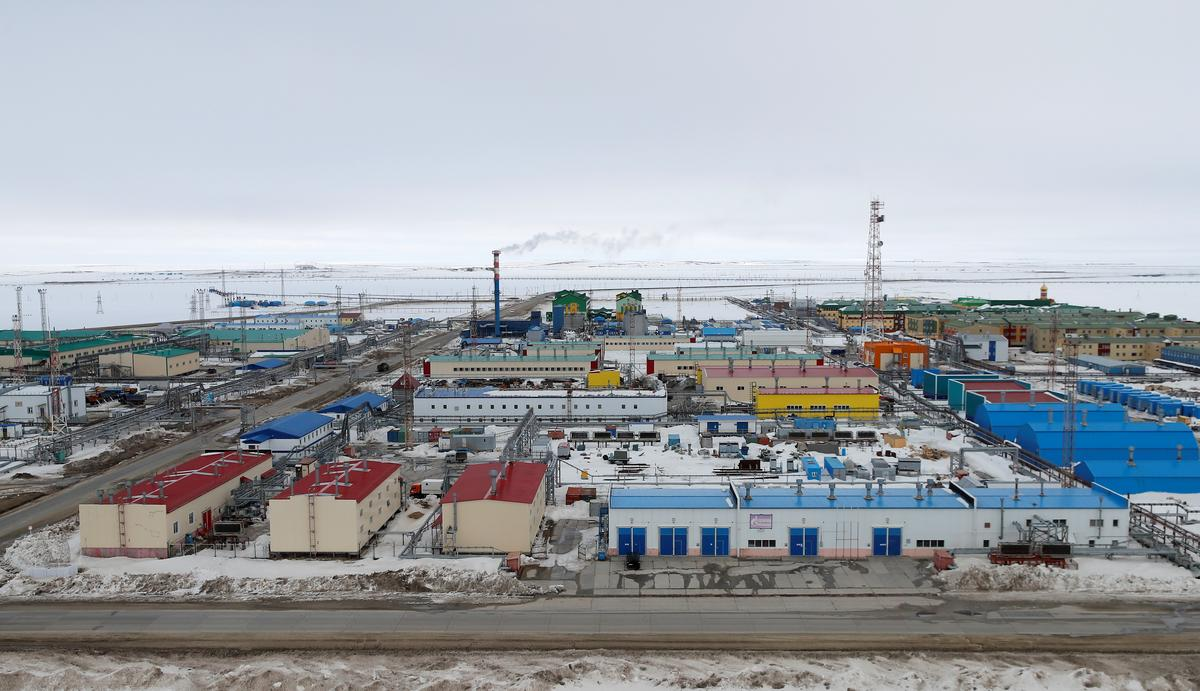 Gazprom: 20 workers isolated at gas field for Nord Stream over coronavirus