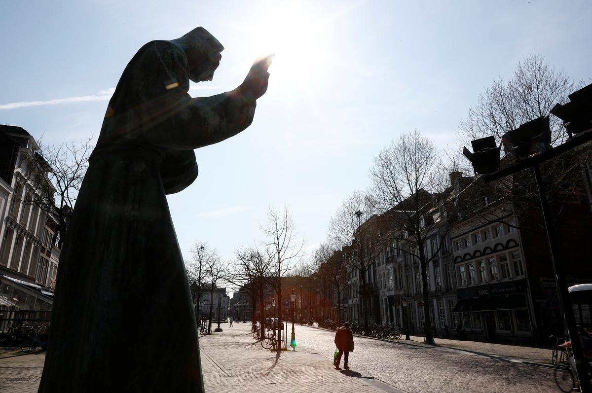 Dutch coronavirus cases rise by 884 to 11,750: authorities