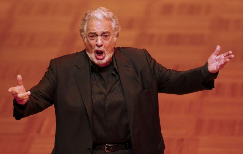 Placido Domingo disputes coronavirus complications, says he's at home and fine