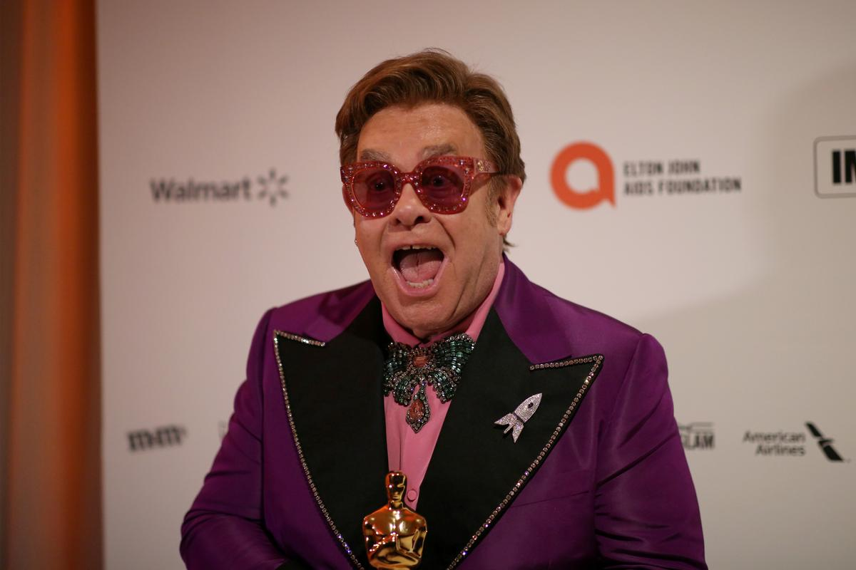Elton John's coronavirus 'living room' show raises $8 million for U.S. charities