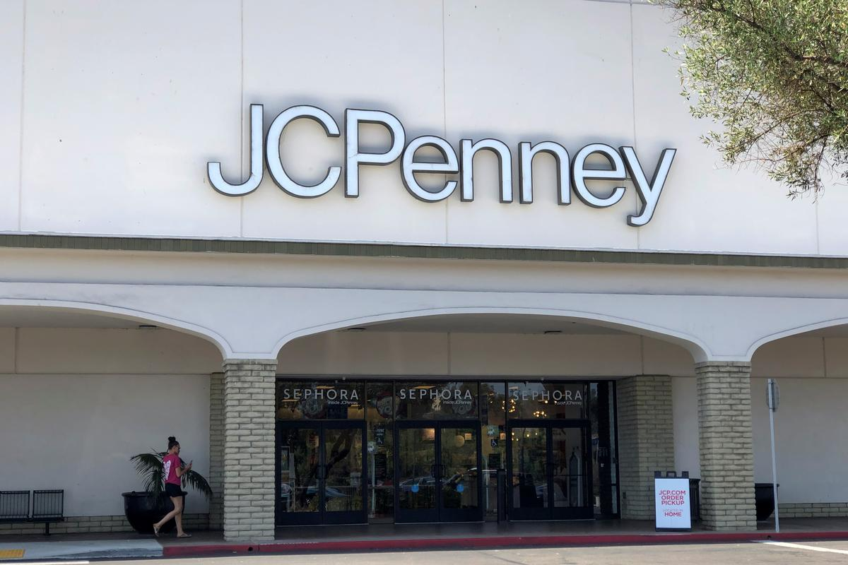 J.C. Penney furloughs staff, extends store closures amid pandemic