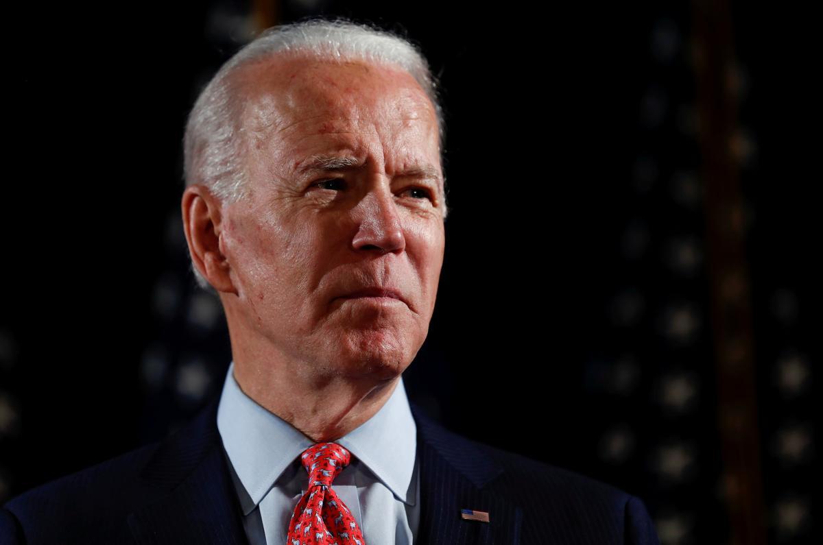 Coronavirus delays leave thin slate of Democratic presidential contests in April