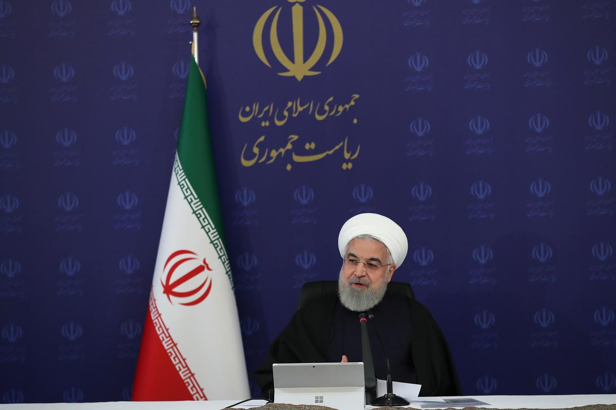 Rouhani: U.S. has lost opportunity to lift Iran sanctions amid coronavirus