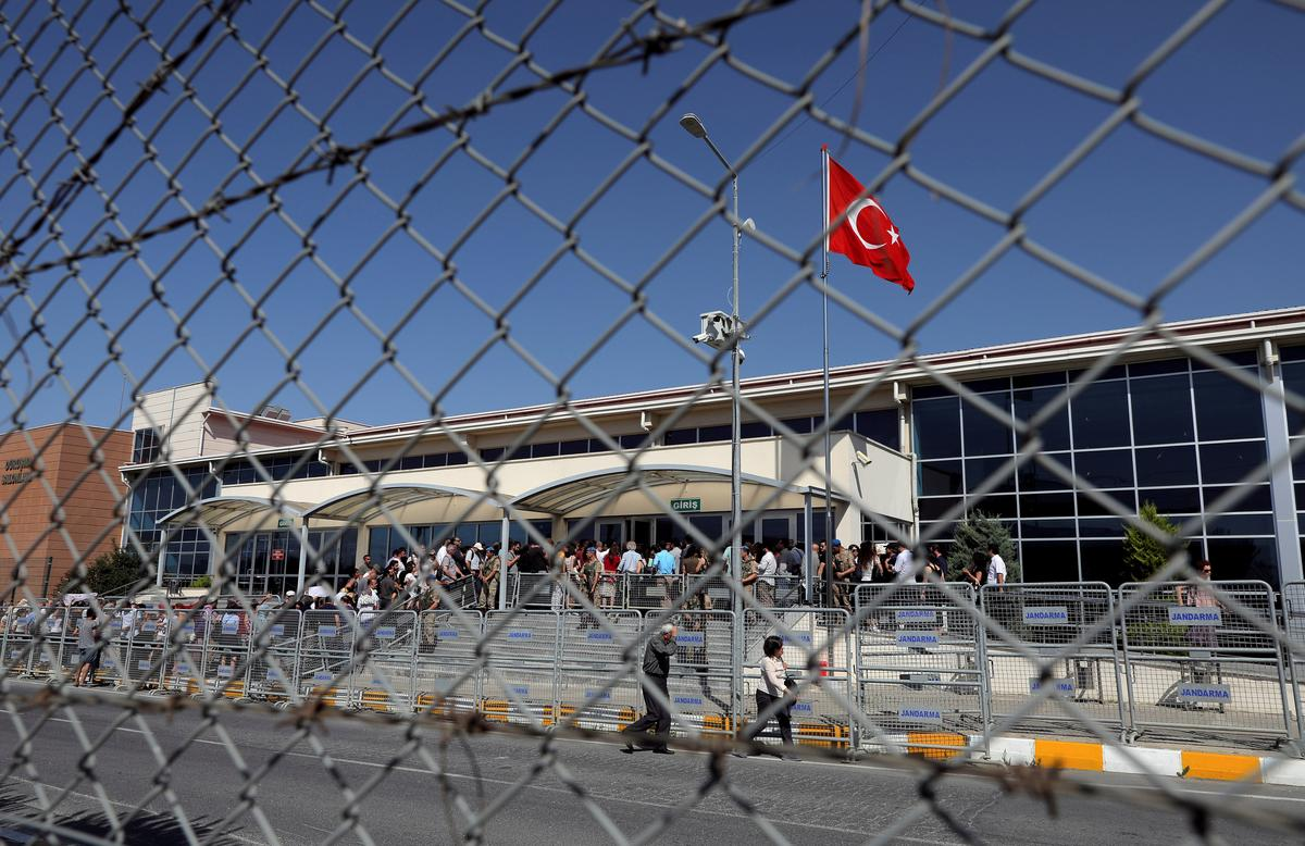 Turkey's prisoner release should not exclude political detainees: rights groups