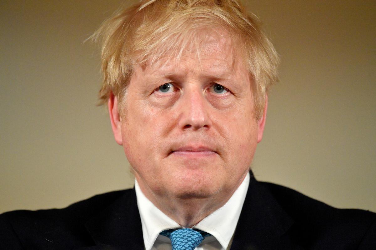 PM Johnson: record virus death toll makes for 'sad, sad day'