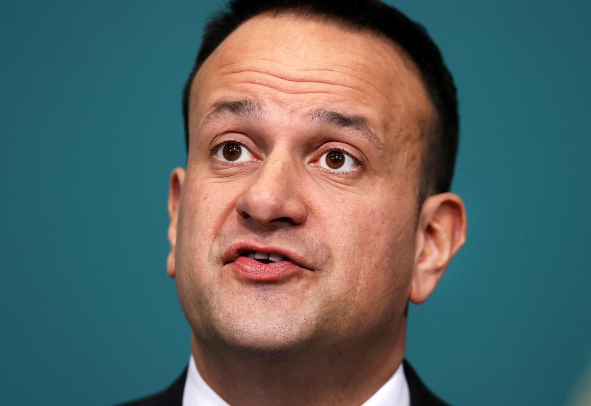 New Irish government will need three parties - Fine Gael's Varadkar