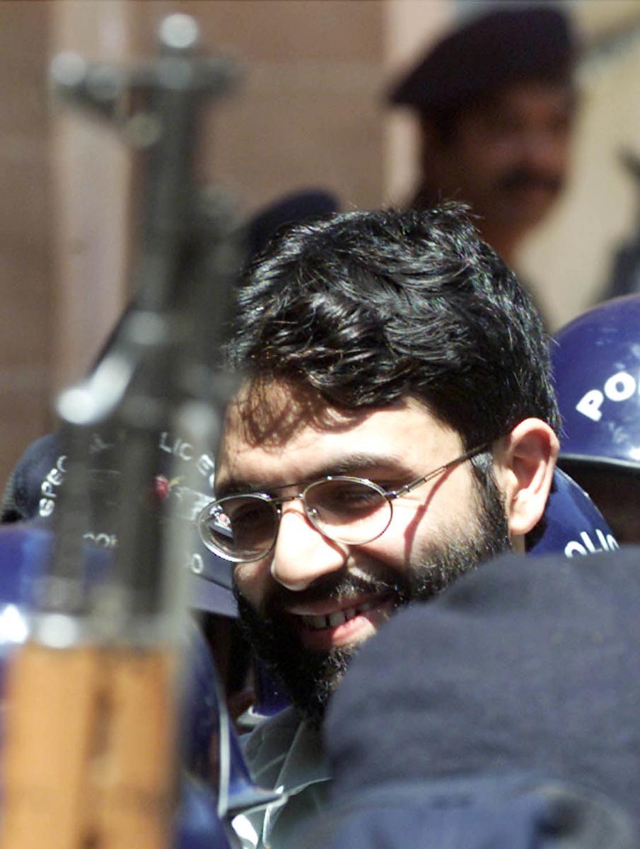 Pakistan re-arrests four men acquitted in Daniel Pearl murder case