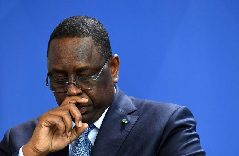 Senegal GDP growth to shrink to less than 3% due to coronavirus -president
