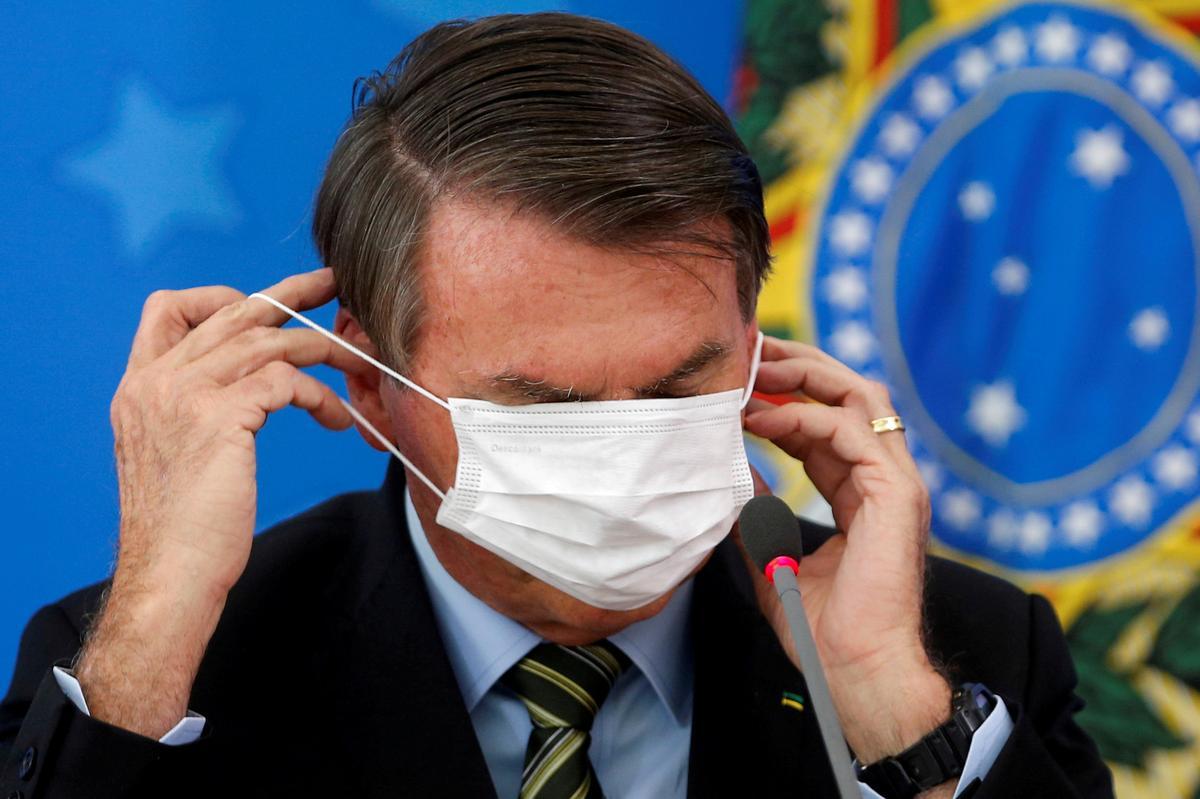 Brazil lawmakers pass 'war budget' as coronavirus cases top 10,000