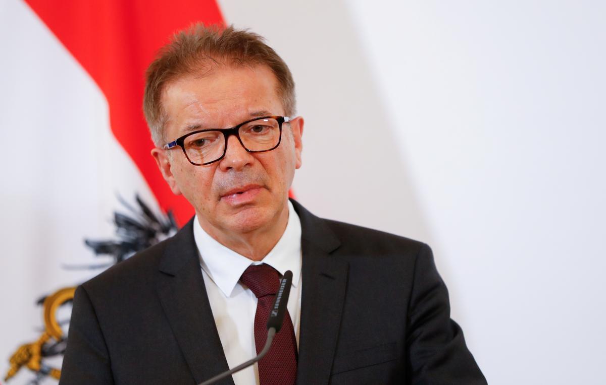 Coronavirus cases in Austria still rising but figures 'hopeful': minister
