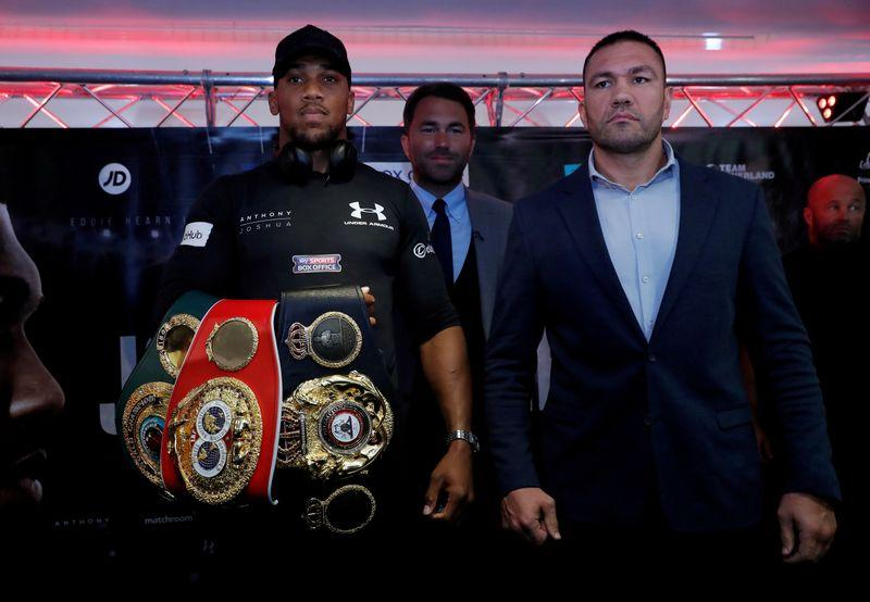 Bulgarian Pulev to donate half of Joshua fight money to coronavirus medics