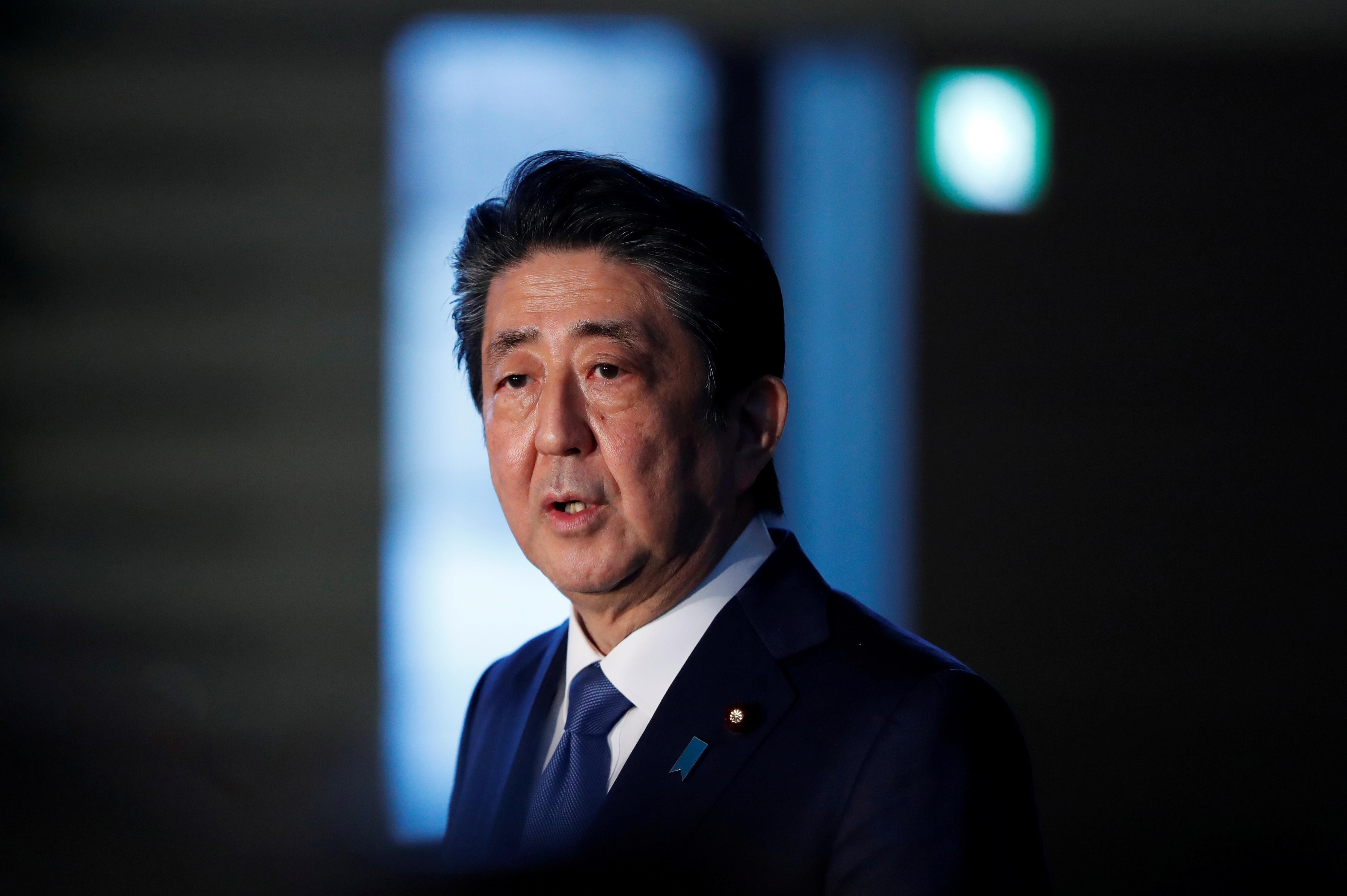 Japan to declare coronavirus emergency, launch stimulus of almost $1 trillion - PM