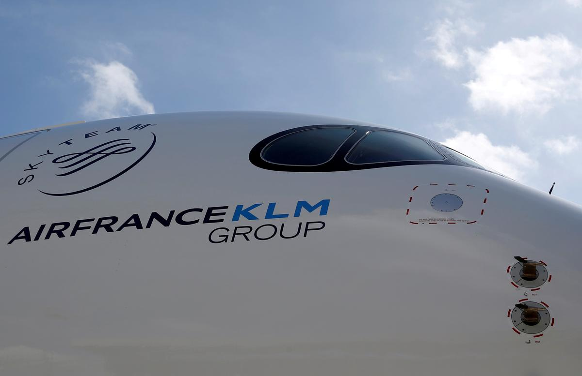 Figure of $6.5 billion in loans for Air France KLM 'not unrealistic': minister