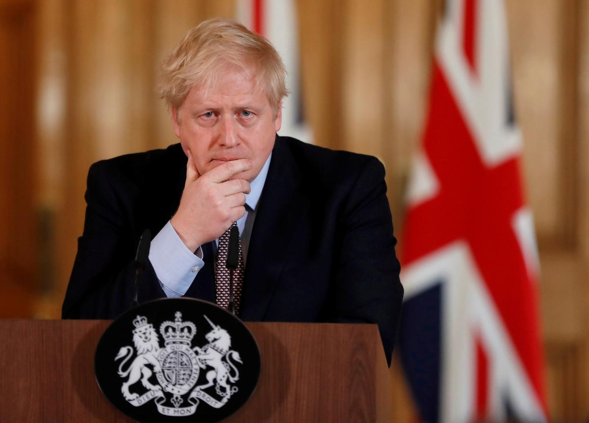 UK PM Johnson is stable in hospital, responding to treatment: spokesman