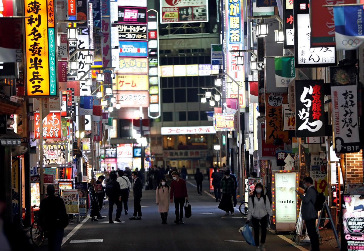 Japan reports biggest daily jump in COVID-19 cases as emergency begins