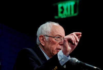 Bernie Sanders ends presidential bid