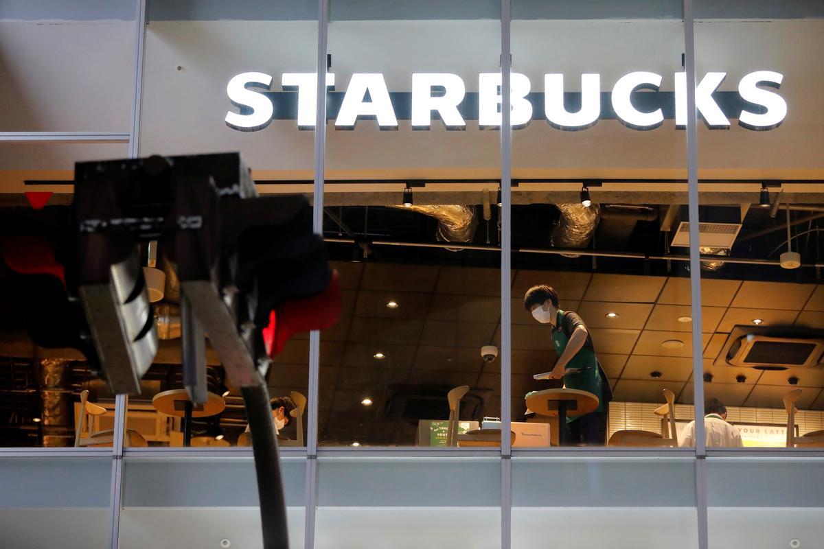 Starbucks sees 47% drop in second-quarter earnings on coronavirus hit