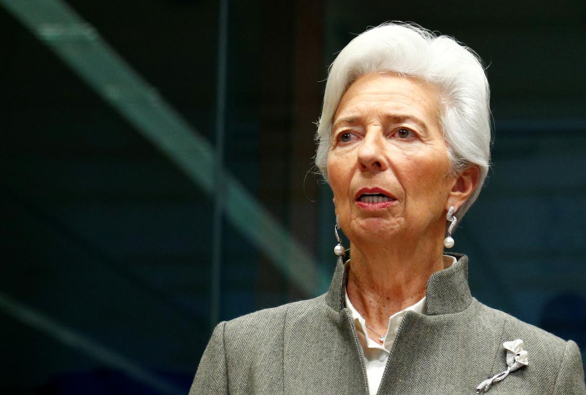 ECB's Lagarde: let's not get fixated on coronabonds