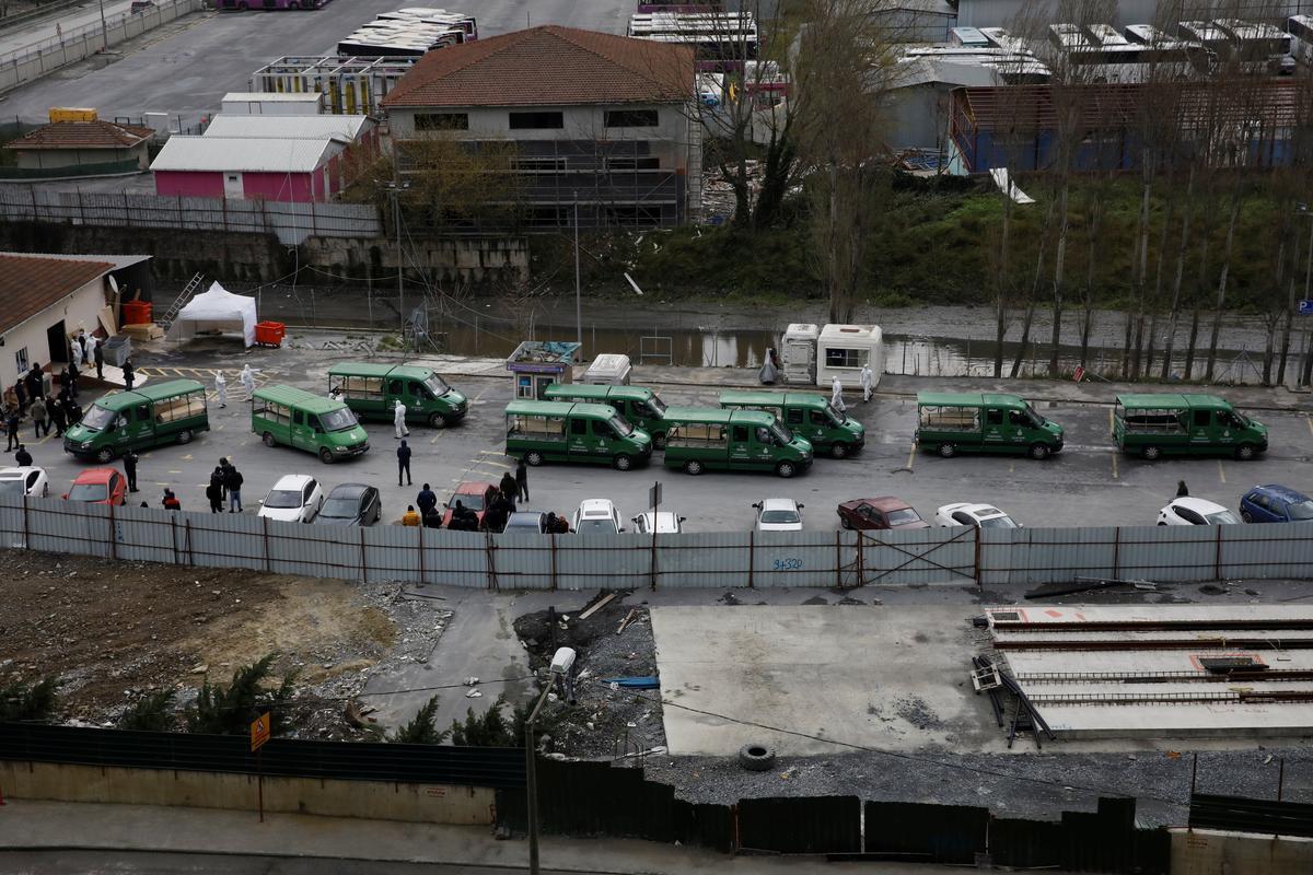 Turkey's coronavirus death toll rises to 1,006: minister