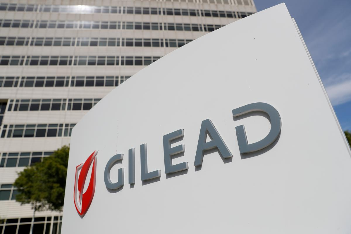 Two thirds of COVID-19 patients improve after Gilead drug: NEJM
