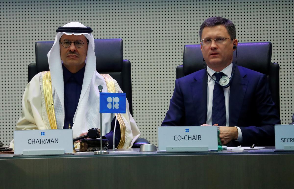 Russian, Saudi ministers to chair OPEC+ meeting on Sunday: Azerbaijan